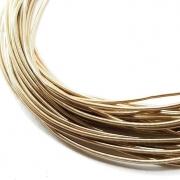 Канитель мягкая 0.5мм Pale gold (5грамм) 0066