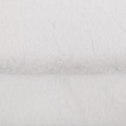 Плюш PTB-004 48х48 см ярко-белый