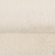Плюш PTB-004 48х48 см молочный