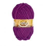 "Пряжа ""Dolly"" 29 темно-фиолетовый (Adelia)"