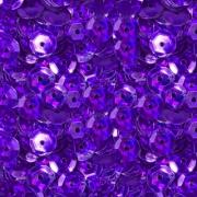 Пайетки ZL 6 мм 10 г Ярко-фиолетовый №16