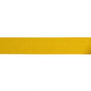 Стропа 25мм №179 желтая (1 м)