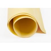 Кожа искусственная ABV-001 50х35 см 8 бл.желтая