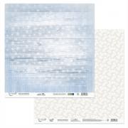 Бумага двусторонняя PSR 180406-2 30х30см (2 листа)