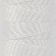 """Швейные нитки (полиэстер) 20/2 """"Gamma"""" Micron 200 я  183 м цвет белый"""