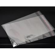 Пакет прозр. с липким слоем 10х15см (50шт.)