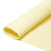 Фоамиран зефирный 1мм 50х50см лимонный