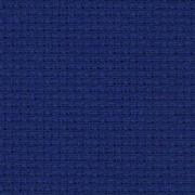 Канва Aida№14 100% хлопок 50х50 см синяя