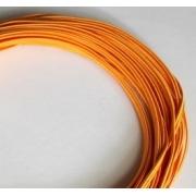 Сутаж 1.8 мм оранжевый (5 м)