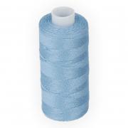 """Швейные нитки (полиэстер) 20/2 """"Gamma"""" Micron 200 я  183 м цвет 283 голубой"""