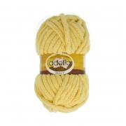 """Пряжа """"Dolly"""" 03 (Adelia) светло-желтый"""