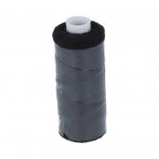 """Швейные нитки (полиэстер) 20/2 """"Gamma"""" Micron 200 я  183 м цвет черный"""