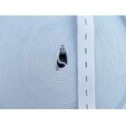 Лента эластичная 20мм перфорированная 0120 (2метра) голубой