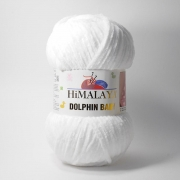 Пряжа плюшевая Himalaya dolphin baby (100г.) 80301