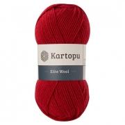 Пряжа Kartopu Elite wool grande K420