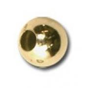 Бусины металлические DC-040 5.5мм (50шт.) золото