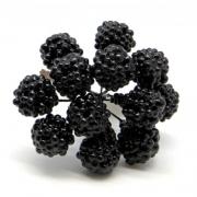 Искусственные фрукты: ежевика (2шт.)