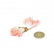 Тычинки (80шт.) персиковые