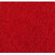 Фетр Китай мягкий 20х30 см 1мм Темно-красный (2 листа)