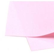 Фоамиран зефирный 1мм 50х50см светло-розовый