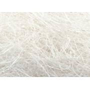 Сизалевое волокно (40 гр.), белый