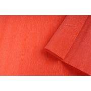 Гофрированная бумага 180г/м2 №17е/6 0.5х2.5м коралловая (Италия)