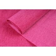 Гофрированная бумага 180г/м2 №547 0.5х2.5м пудрово-розовая (Италия)