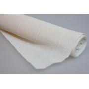 Гофрированная бумага 140г/м2 №903 0.5х2.5м Слоновая кость (Италия)