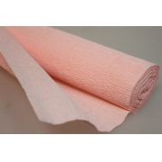 Гофрированная бумага 140г/м2 №948 0.5х2.5м Светло-персиковая (Италия)