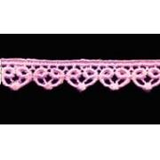 Гипюр 3007 розовый