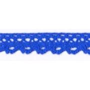 Кружево HVK-01 12 мм №040 Синий