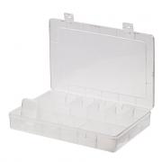 Коробка для швейных принадлежностей OM-064 прозрачный