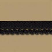 Лента эластичная DT-04 10мм (2метра) черная
