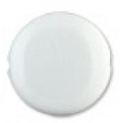 Бусины BFA 12 мм (5 шт.) белые