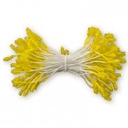 Тычинки TIC/B 1.5 мм (85 шт.) желтые