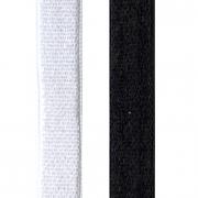 Лента эластичная для бретелей LB-43 8мм (1метр) черная