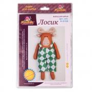 Набор для шитья игрушки H-0103 Лосик