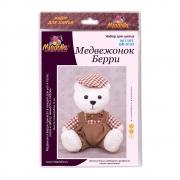 Набор для шитья игрушки BR-0133 Медвежонок Берри