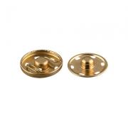 Кнопки пришивные KLM-210 21мм (10шт.) золото