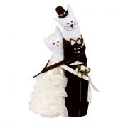 Набор для шитья игрушки С-0152 Коты-обнимашки свадебные