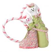 Набор для шитья игрушки C-0161 Коты-обнимашки романтики