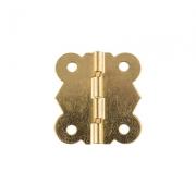 Декоративная петля MMG-023 31х27мм (2шт.) под золото