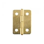 Декоративная петля MMG-025 24х16мм (2шт.) под золото