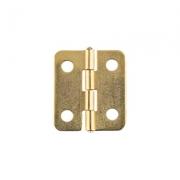 Декоративная петля MMG-026 18х16мм (2шт.) под золото