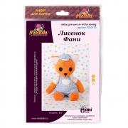 Набор для шитья игрушки FX-0170 Лисенок Фани
