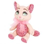 Набор для шитья игрушки С-0181 Кошечка Пинки