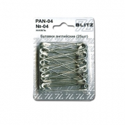 Булавки английские PAN-04 №04 55мм (25 шт.)