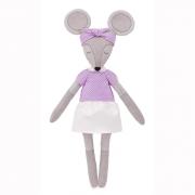 Набор для шитья игрушки TT-0220 Мышка Хельга