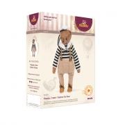 Набор для шитья игрушки  TD-0274 Медведь Стивен