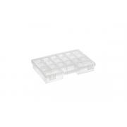 Коробка для швейных принадлежностей OM-009 прозрачный